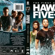 Hawaii Five-O Season 1 (2011) R1 DVD Cover