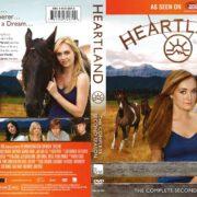 Heartland Season 2 (2008) R1 DVD Covers