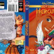 Hercules (1997) R1 DVD Cover