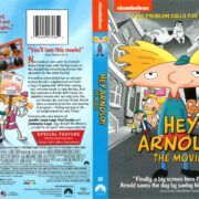 Hey Arnold! The Movie (2002) R1 DVD Covers