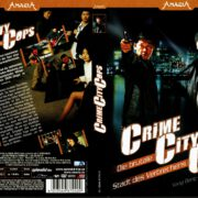 Crime City Cops – Waildeu kadeu (2003) R2 German Retail DVD Cover & label