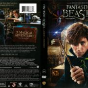 Fantastic Beasts and Where to Find Them (2016) R1 DVD Cover
