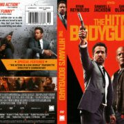 The Hitman's Bodyguard (2017) R1 DVD Cover