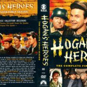 Hogan's Heroes Season 1 (2005) R1 DVD Covers