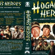 Hogan's Heroes Season 2 (2005) R1 DVD Covers