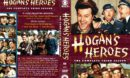Hogan's Heroes Season 3 (1965) R1 DVD Covers