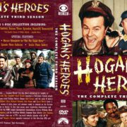 Hogan's Heroes Season 3 (1965) R1 DVD Covers