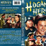 Hogan's Heroes Season 4 (1965) R1 DVD Covers