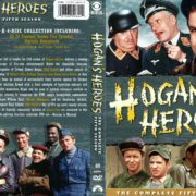 Hogan's Heroes Season 5 (1965) R1 DVD Covers