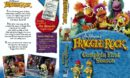 Fraggle Rock Season 1 (1983) R1 DVD Cover