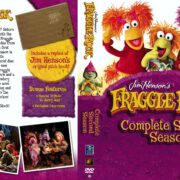 Fraggle Rock Season 2 (1983) R1 DVD Cover