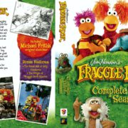 Fraggle Rock Season 3 (1983) R1 DVD Cover