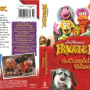 Fraggle Rock Season 4 (1983) R1 DVD Cover