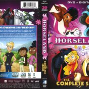 Horseland: The Complete Series (1988) R1 DVD Cover