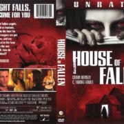 House of Fallen (2011) R1 DVD Cover