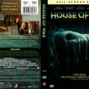 House of Wax (2005) R1 DVD Cover