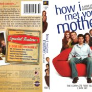 How I Met Your Mother Season 1 (2005) R1 DVD Cover