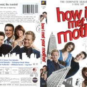 How I Met Your Mother Season 2 (2006) R1 DVD Cover