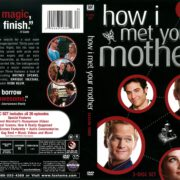 How I Met Your Mother Season 3 (2007) R1 DVD Cover