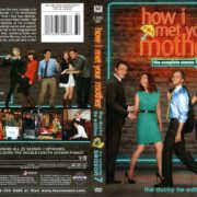 How I Met Your Mother Season 7 (2011) R1 DVD Cover