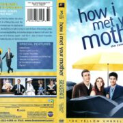 How I Met Your Mother Season 8 (2012) R1 DVD Cover