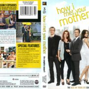 How I Met Your Mother Season 9 (2013) R1 DVD Cover
