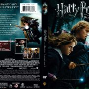 Harry Potter and the Deathly Hallows Part 1 (2010) R1 DVD Cover