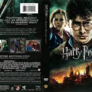 Harry Potter and the Deathly Hallows Part 2 (2011) R1 DVD Covers
