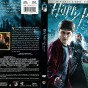 Harry Potter and the Half-Blood Prince (2009) R1 DVD Cover