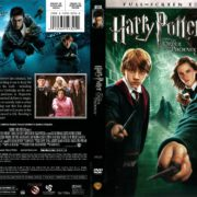 Harry Potter and the Order of the Phoenix (2007) R1 DVD Covers