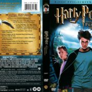 Harry Potter and the Prisoner of Azkaban (2004) R1 DVD Cover