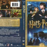 Harry Potter and the Sorcerer's Stone (2001) R1 DVD Cover