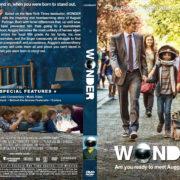 Wonder (2017) R1 Custom DVD Covers & Labels