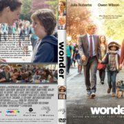 Wonder (2017) R1 CUSTOM DVD Cover & Label