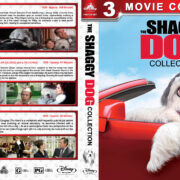 The Shaggy Dog Collection (1959-2006) R1 Custom Blu-Ray Cover