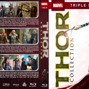 Thor Collection (2011-2017) R1 Custom Blu-Ray Cover