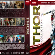 Thor Collection (2011-2017) R1 Custom DVD Cover