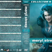 Meryl Streep – Set 10 (6) (2014-2017) R1 Custom DVD Covers