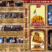 Monty Python Collection (1971-1983) R1 Custom DVD Cover