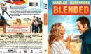 Blended (2014) R1 Blu-Ray Cover