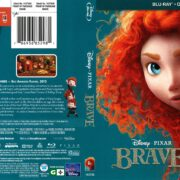 Brave (2017) R1 Blu-Ray Cover