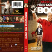 Here Comes the Boom (2012) R1 Blu-Ray Cover