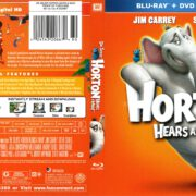 Horton Hears a Who! (2008) R1 Blu-Ray Cover