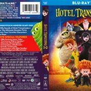 Hotel Transylvania 2 (2015) R1 Blu-Ray Cover