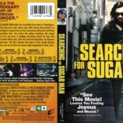 Searching for Sugar Man (2012) R1 Blu-Ray Cover