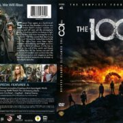 The 100 Season 4 (2017) R1 DVD Cover
