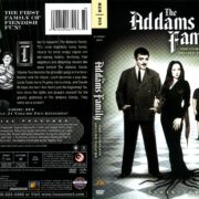 The Addams Family: Volume 2 (1965) R1 DVD Cover