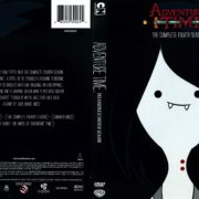 Adventure Time Season 4 (2014) R1 DVD Covers