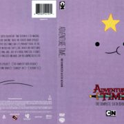 Adventure Time Season 6 (2016) R1 DVD Covers