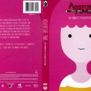 Adventure Time Season 7 (2017) R1 DVD Covers